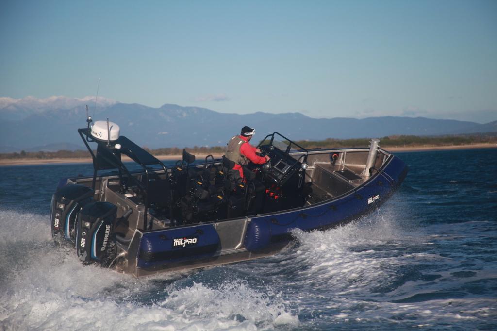 Militaire & professionele boten