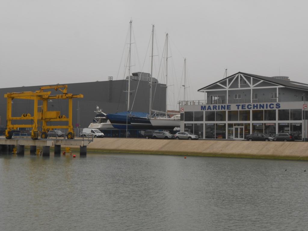 Welkom op de nieuwe Marine-Technics website